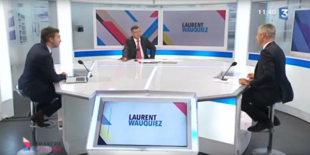France 3 - Dimanche en politique