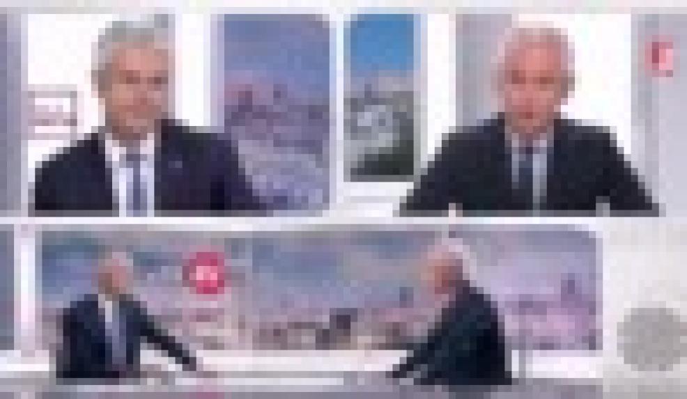 Laurent Wauquiez invité des 4 vérités le 1er septembre